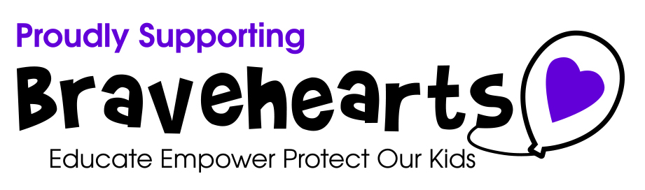 Bravehearts Logo - Landscape