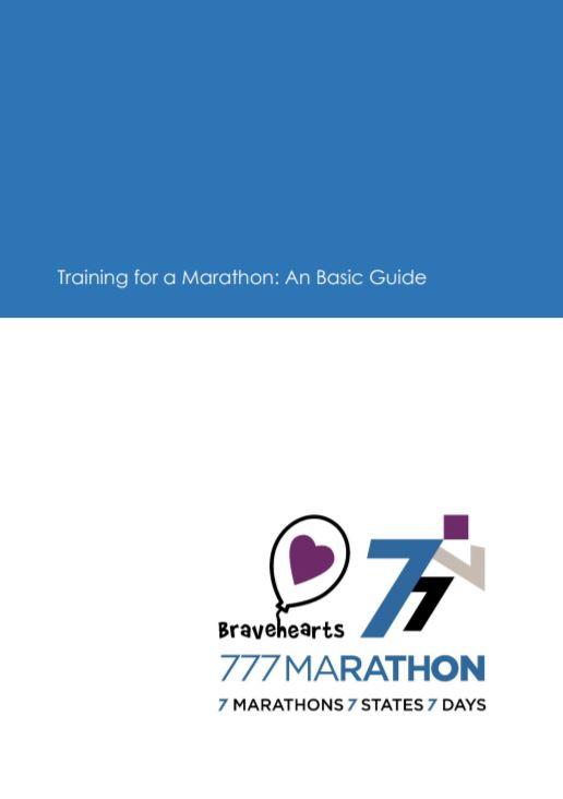 777 - Training for a Marathon, Basic Guide