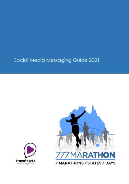 777 - Social Media Messaging Guide